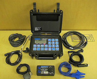 Mobilte CorTalk SPI1-P Plus SDL1 Portable GPS Interrupter Datalogger Cathodic