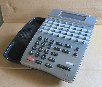 NEC DTERM series i DTR-32D-1U 32 Button Display Phone Telephone