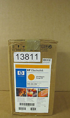 New Genuine HP Electroink Orange 070 for 3000 4000 5000 Case Q4003A