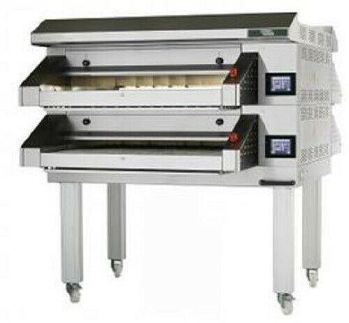 NEW Sveba Dahlen TP-22 Twin Deck Conveyor Tunnel Travelling Baking Pizza Oven