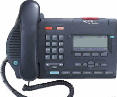 Nortel M3903 LCD Charcoal Professional Telephone Phone