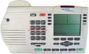 Nortel M3905 LCD Platinum Call Centre Phone Telephone