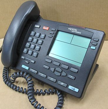 Nortel Networks IP Phone i2004 Desktop Telephone NTDU92 - Grey, NTDU92AA70