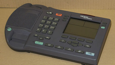 Nortel Networks IP Phone i2004w Desktop Telephone NTDU82 VoIP Blue