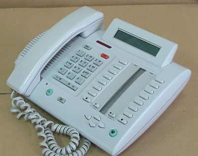 Nortel Networks M6320 BTS Light Grey IP Corded Telephone NTKJ03AA-93