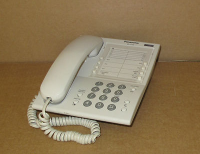 Panasonic KX-T7710E T7710 Phone Telephone - Del
