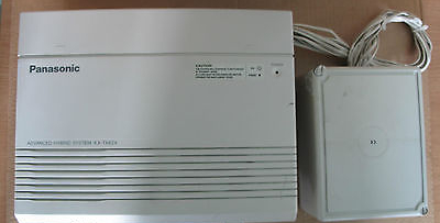 Panasonic KX-TA624E Advanced Hybrid Telephone System, P/n KX-TA624E-1
