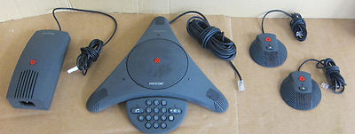 Polycom Sound Station Business Conference telephone Soundstation 2201-03309-103