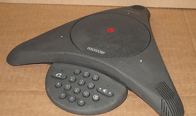 Polycom SoundStation Business Conference Telephone Phone - 2201-03308-103