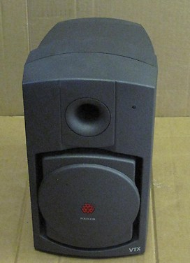 Polycom SoundStation VTX 1000 Subwoofer AMP Speaker System 1565-07242-002