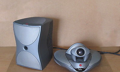 Polycom VSX 7000 PAL Video Conferencing Unit - Subwoofer & Camera 2201-22298-202