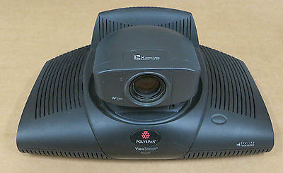Polyspan View Station PVS-1619-Q AF CCD PAL ISDN S/T Interface Camera