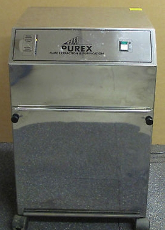 Purex 7000.30TIP Analogue Fume Extraction & Purification System, P/n 070138