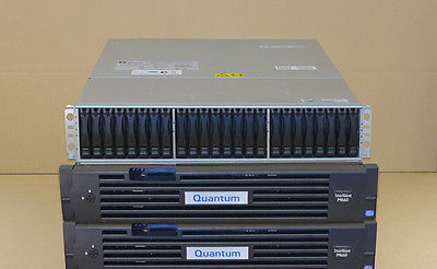 Quantum StorNext M660 21.6Tb 2 Node 1 Shelf Storage System Array 24x 900Gb