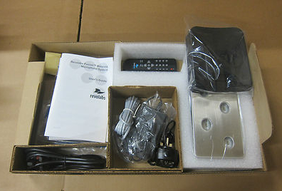 Revolabs Fusion 4 01-4  EU31 - 4 Channel Wireless Audio/Video Conference System