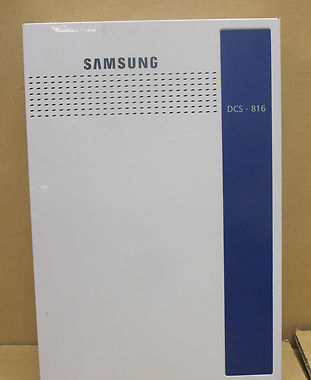 SAMSUNG DCS-816 Business Phone Telephone System 17201