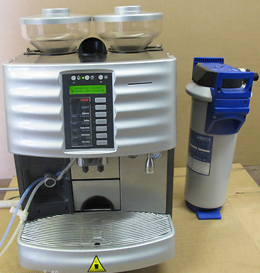 Schaerer Coffee Art Espresso Cappucino Coffee Fully Automatic Machine