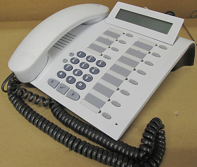 Siemens OptiPoint 500 Economy Corded Telephone Grey S30817-S7108-A101-13