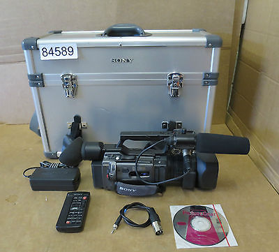 Sony DSR-PD170P DVCAM / MiniDV Broadcast Journalism Pro Video Camera Camcorder
