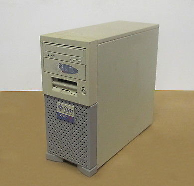Sun Ultra 10 Ultra Sparc 440MHz, 128MB - Unix Workstation Desktop PC  380-0111-01