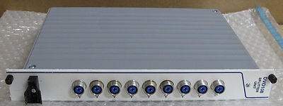 Teleste DVO108 Splitter Unit Optical Module, TV Receiving Equipment