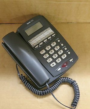 Tiptel 160 Desktop Telephone with Hands Free Option Phone 2007.15