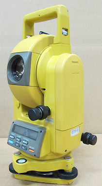 Topcon CTS-2 Digital Theodolite Transit Total Station Survey Surveying