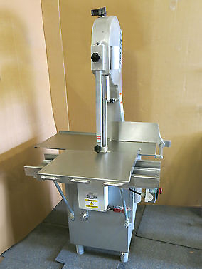 Tor-Rey Nella Professional Butchers Meat Band Saw ST-295-PE 3 Phase Spare Blades
