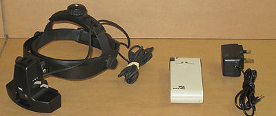 Welch Allyn 12000 Binocular Indirect Ophthalmoscope Optician Opthalmic Surgeon